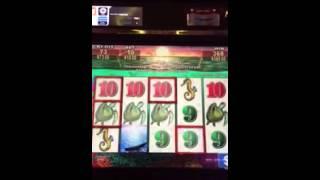 Oceans Wild 10$ bet J-Pot!