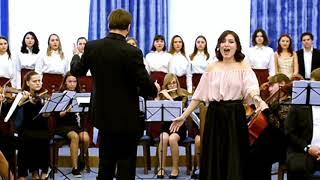 """Концерт  """"Skáldið og biskupsdóttirin"""" - 25.10.2017, KÆNUGARÐUR"""