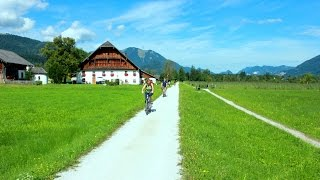 Вело Тур По Австрии. Мечта Туриста.