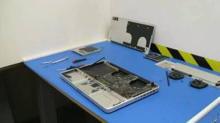 MacBook Pro Disassembly - HD by TechRestore