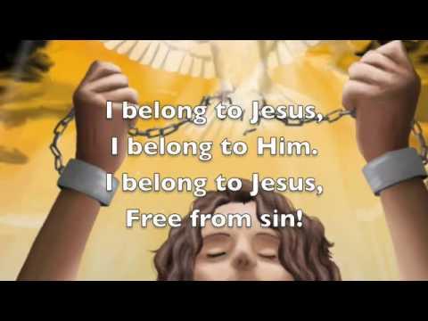Belong to jesus w words youtube