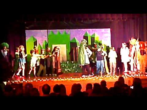 The Great and Powerful OZ = Outstanding Performance @ Crystal Lake Montessori School