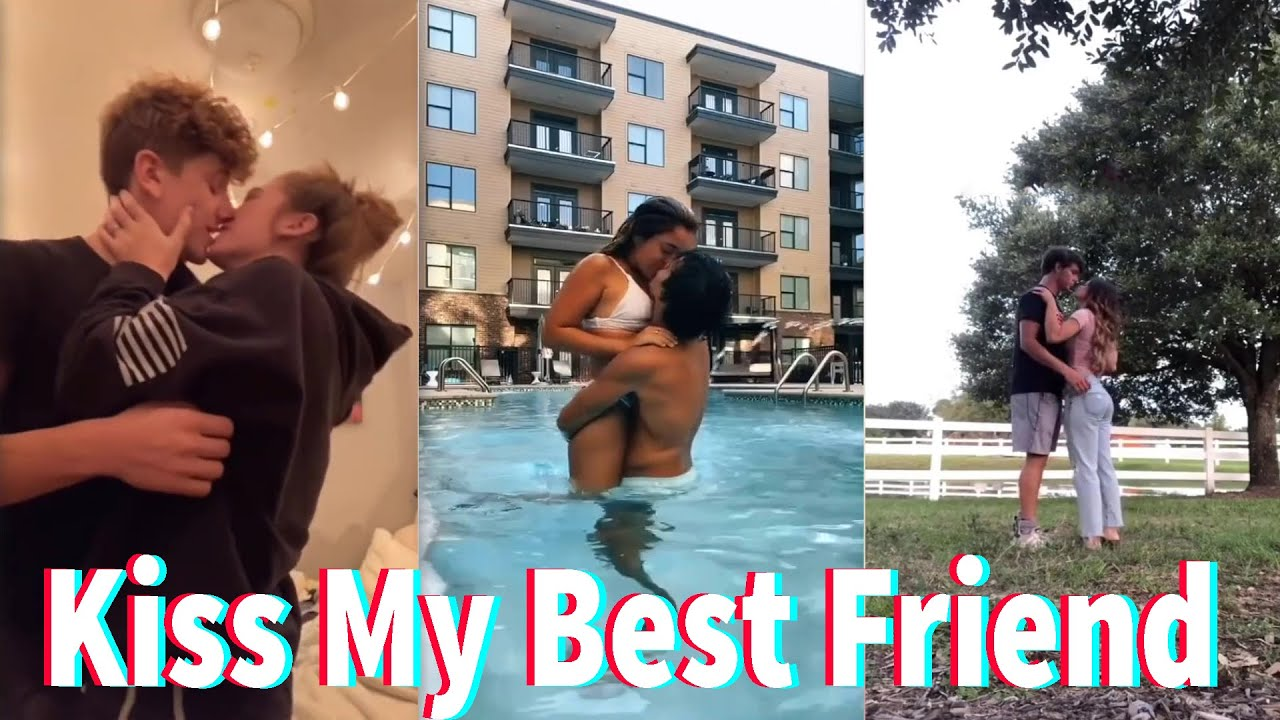 Today I Tried To Kiss My Best Friend Tiktok Compilation August 2020 #3