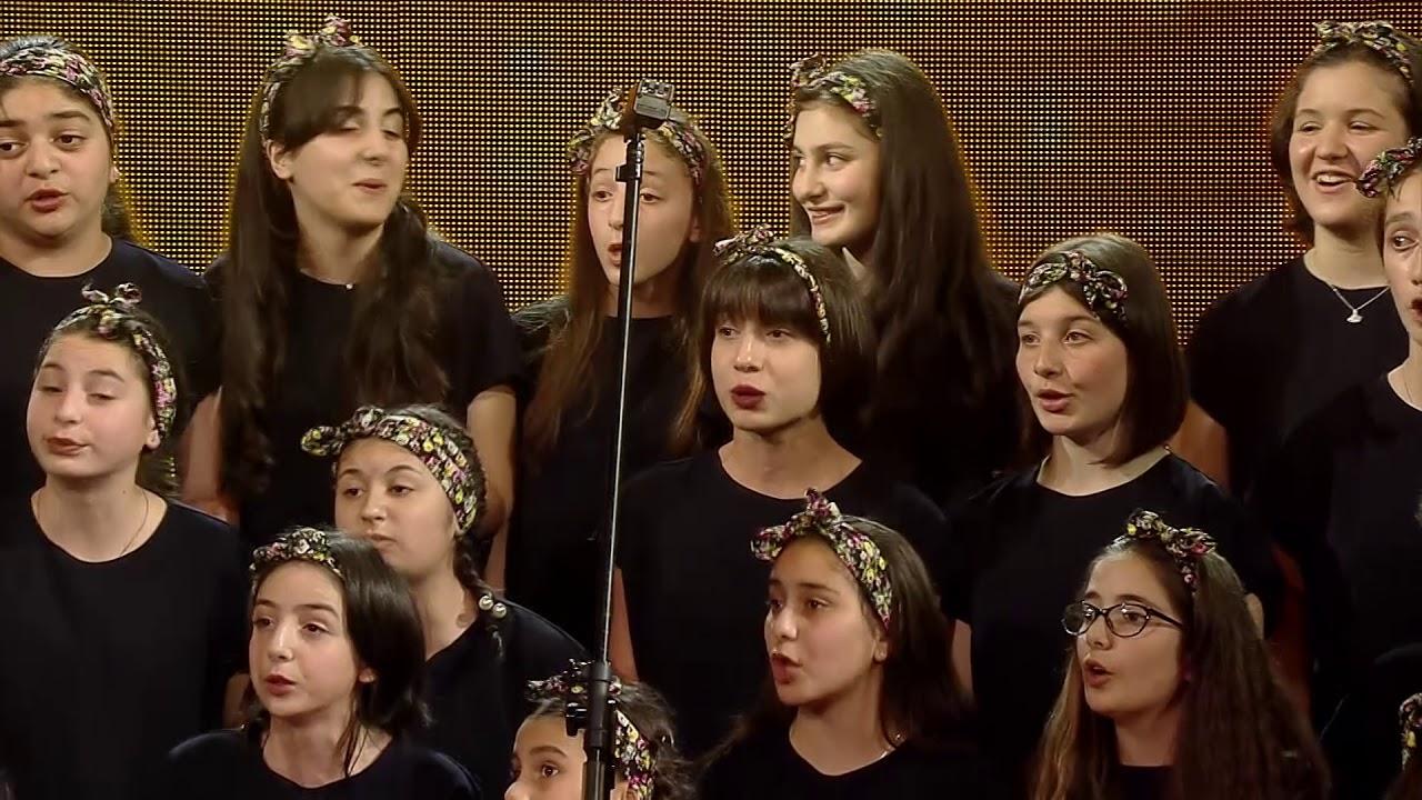 x ფაქტორი  გორის გოგონათა გუნდი  X Factor  Goris Gogonata Gundi  პირველი ლაივ კონცერტი