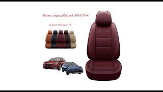 Oasis Auto Honda Accord(2013-2017) seat cover installation-Custom Fit