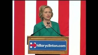 Clinton pide fin del embargo a Cuba