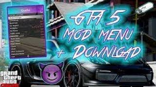 FREE GTA 5 PS4 MOD MENU + DOWNLOAD!