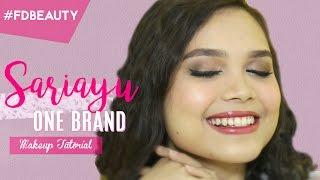 Sariayu One Brand Makeup Tutorial