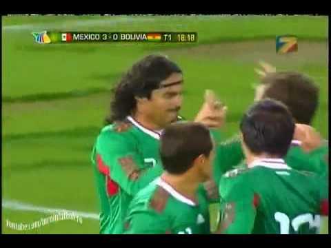 Mexico JODIDO vs Bolivia 5-0 (24/02/10) Amistoso
