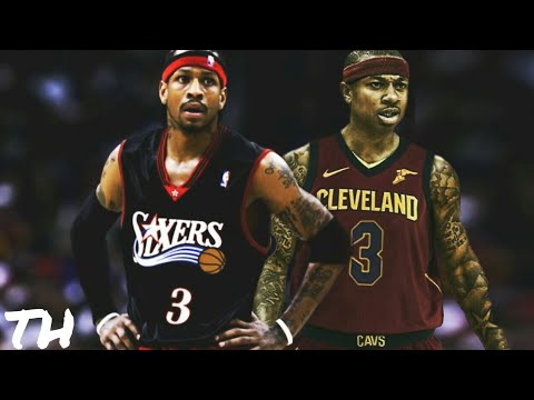 Why Isaiah Thomas Compares to Allen Iverson [HD]