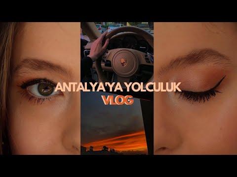 ANTALYA'YA YOLCULUK! #2
