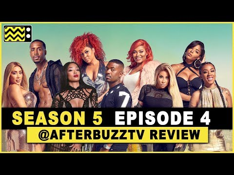 Love & Hip Hop: Hollywood Season 5 Episode 4 Review with special guest Ray Cunningham