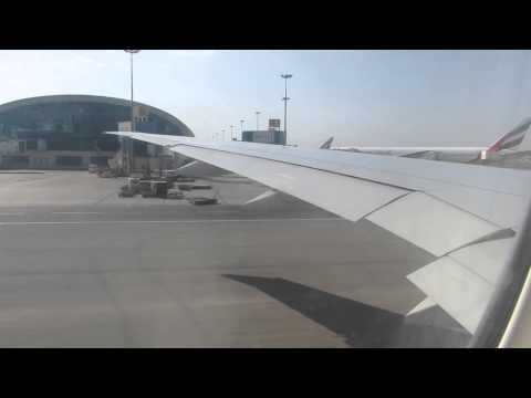 my flight to thailand on emirates airline