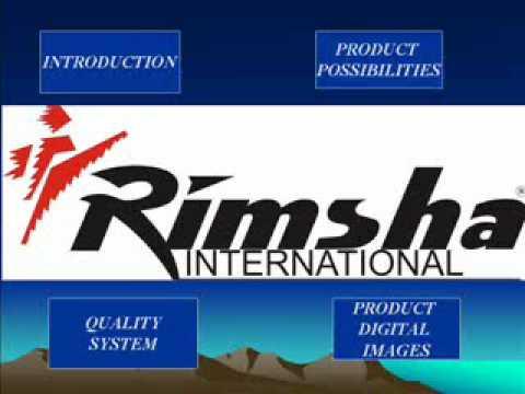 1 RIMSHA INTERNATIONAL COMPANY NAME