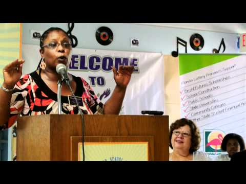 BELAFONTE TACOLCY CENTER, FIRST ANNUAL SOUTH FLORIDA FUTURES AWARD WINNER