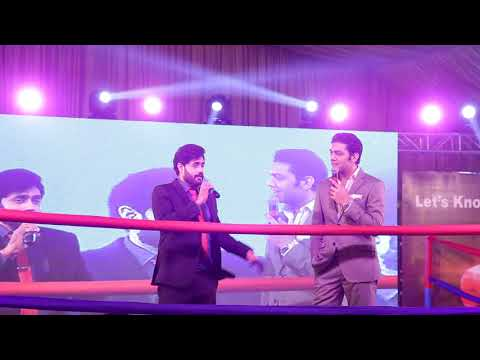 AbrarulHaq & Goher Mumtaz (Jal the Band ) Performing Live Concert