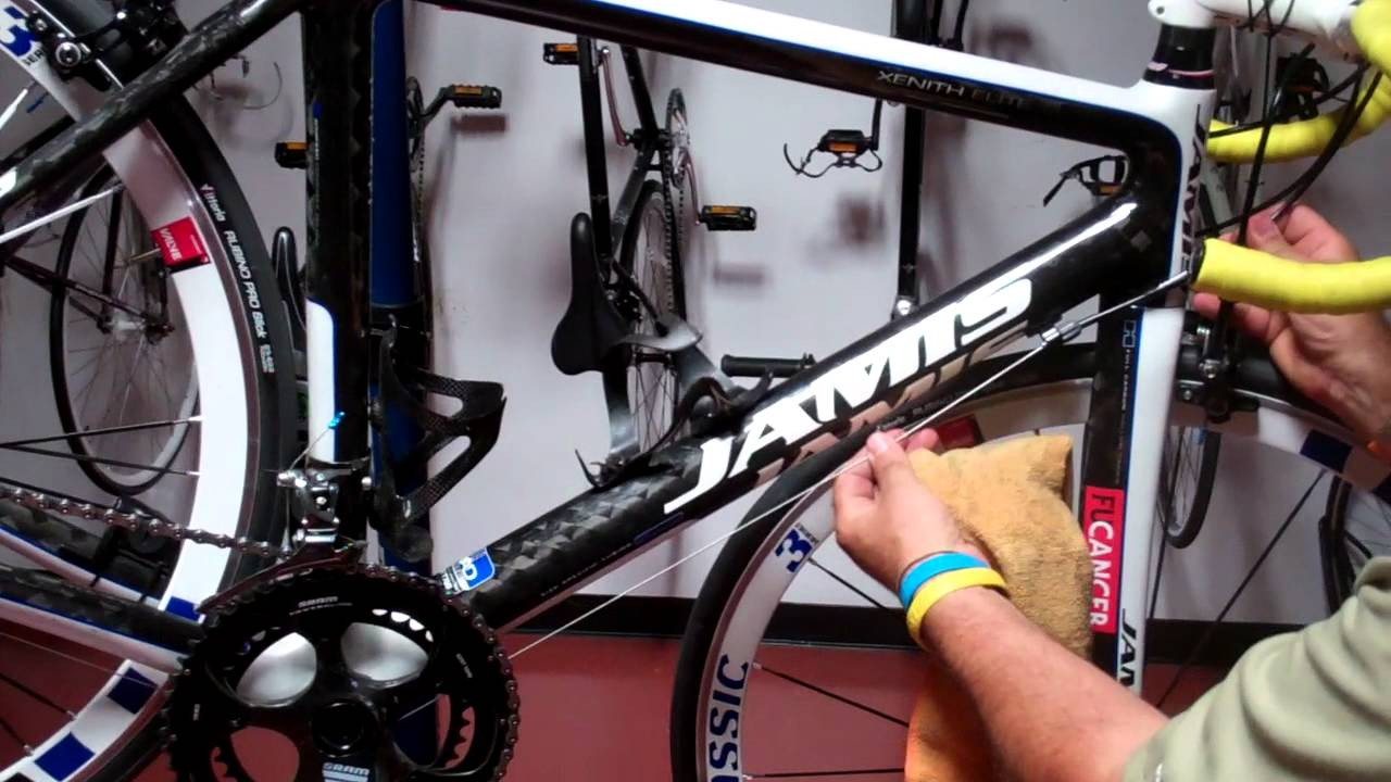 Do It Yourself Bike Tune Up Velo Wrench Bike Shop Youtube