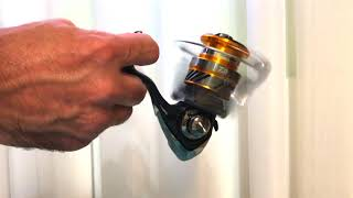 Daiwa Revros LT 2500-XH 6.2:1 Spinning Reel
