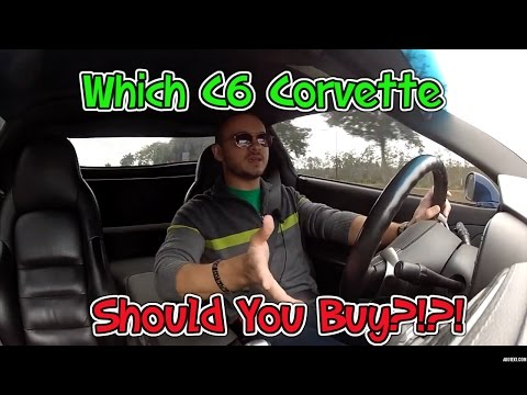 Chevrolet Corvette C6 Buyers Guide