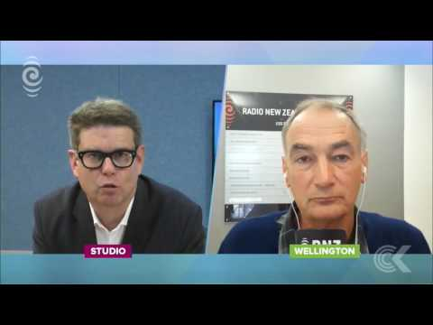 Trump's Paris withdrawl makes no sense - Former NZ climate change ambassador