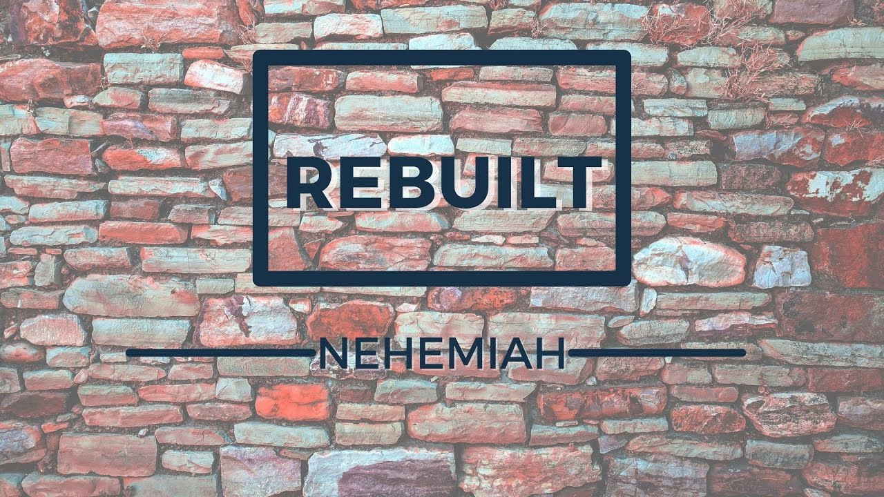 Nehemiah: When Enough is Enough