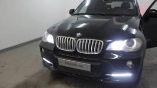 BMW X5 2009 II (E70) 35d 3.0d AT