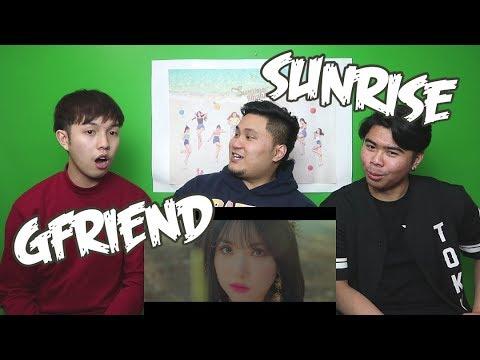 GFRIEND - SUNRISE MV REACTION (FUNNY FANBOYS)