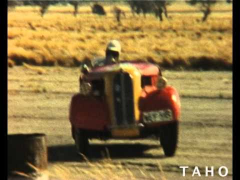 Historic Australian Motor Racing (c1956)
