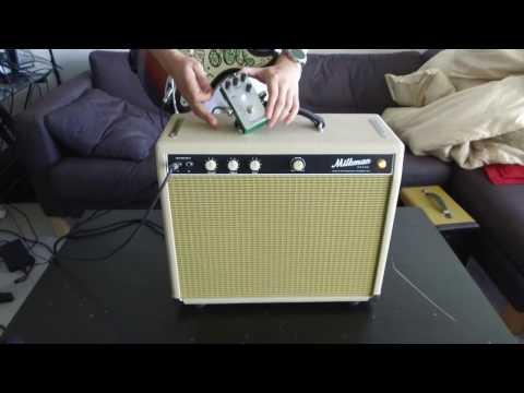 Milkman 1 Watt Plus 1W+ (10W, Alnico Blue) + Hermida Reverb review