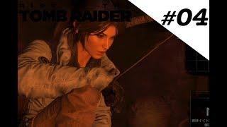 #4【アクション】Rise Of The Tomb Raider【墨絵銀鮭】