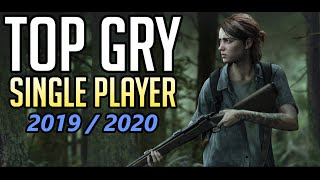 TOP 10 GIER Single Player [2019/2020] - PC/PS4/Xbox One