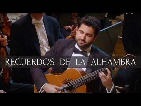Recuerdos De La Alhambra By F. Tárrega- Rafael Aguirre