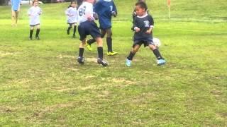"Roman's soccer team ""Tigers"""