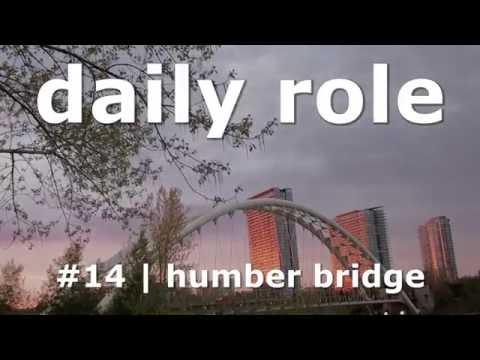 Daily Role #14 | humber bridge e pedido de casamento