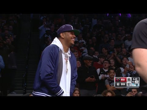 carmelo-anthony-fakes-out-barclays-center-at-dwyane-wade's-final-game-|-april-10,-2019