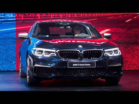 BMW's Robertson on 5 Series, Electric Cars, Mexico Plans