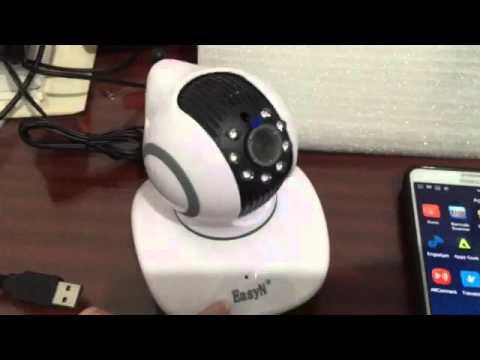 Cctv ip camera easyn sangat mudah installation bananarepublic innovations shop
