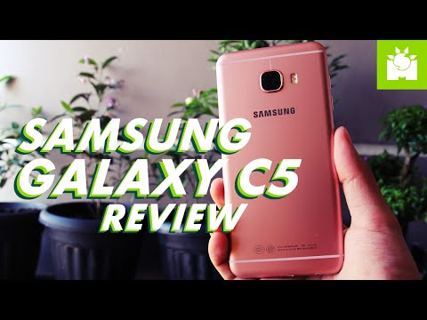 Samsung Galaxy C5 Review + Camera & Gaming Test
