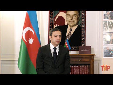 Entrevista con el  Embajador de Azerbaiyán en España