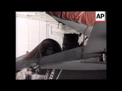 ADRIATIC SEA: KOSOVO: USS ROOSEVELT