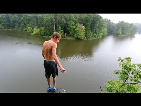 MOST DANGEROUS CLIFF JUMPING EVER YouTube - 8 most dangerous cliff jumps in the world