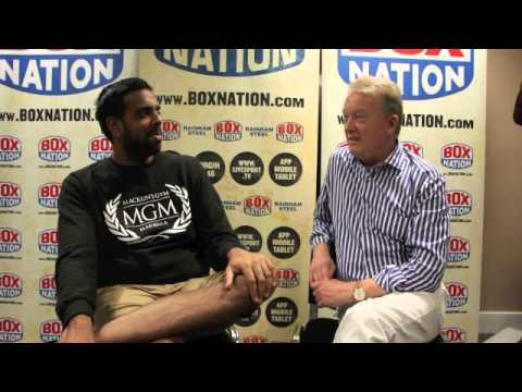 FRANK WARREN ON HOW HE STARTED IN BOXING, TALKS ROY SHAW v LENNY McLEAN, MIKE TYSON & UPCOMING BOOK