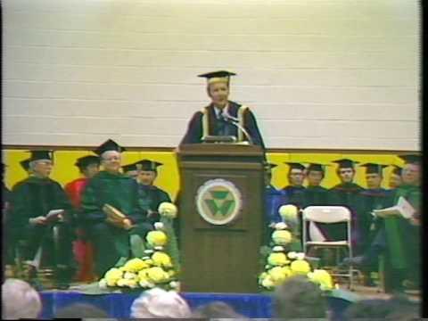 Wright State University School of Medicine- 1st convocation