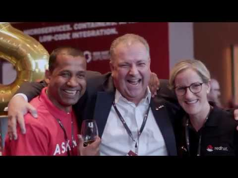 Highlights Video from Red Hat Forum Sydney 2018