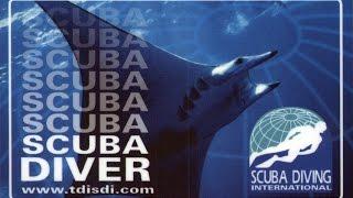 OWSD - Open Water Scuba Diver