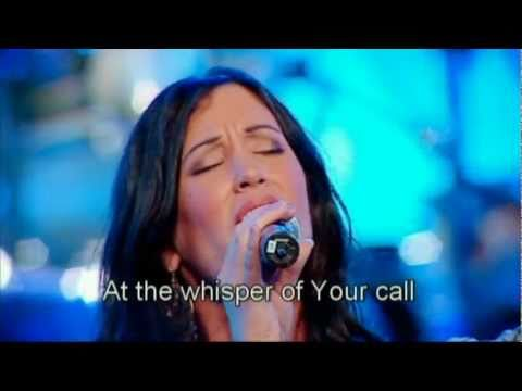 Hillsong - Oceans will part (HD with lyrics) (Praise Song to Jesus)