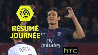Résumé de la 26ème journée - Ligue 1 / 2016-17