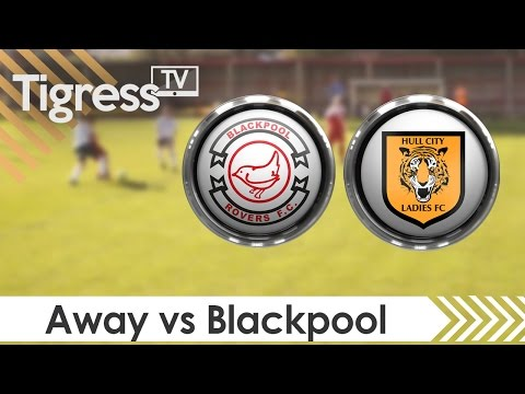 Blackpool Wren Rovers VS Hull City Ladies | Women's Premier League Match