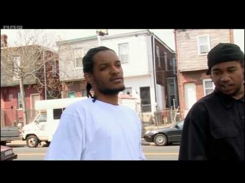 Shootings and snitchings in Philadelphia - Louis Theroux - Killadelphia - BBC