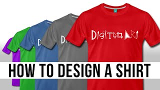 How to Design a Shirt with Adobe Illustrator & Spreadshirt - 60k Live Stream